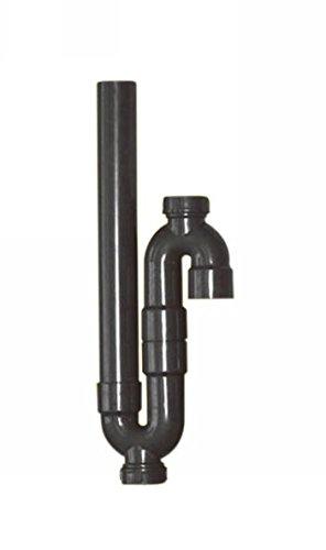 aquaflux - Sifón de lavadora Simple salida vertical - A0 - 59 ...