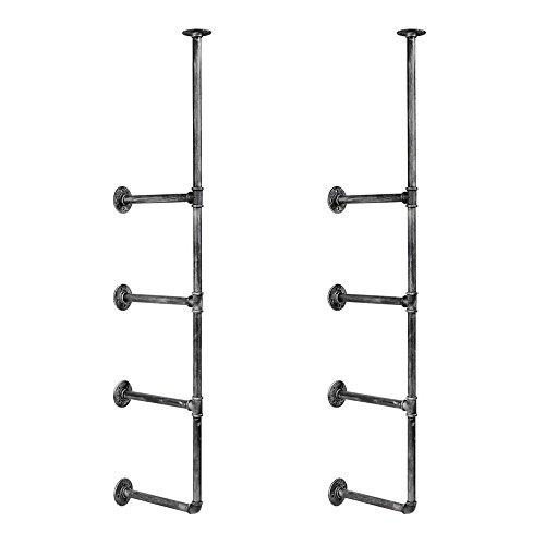 metal bracket wall shelf - 2