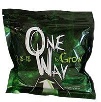 One Way To Grow (10-8-18) - One Way To Grow - 1 package (2 bags) by One-Way