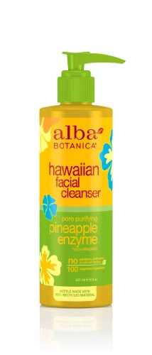 alba-botanica-hawaiian-pineapple-enzyme-facial-cleanser-8-ounce-pack-of-2