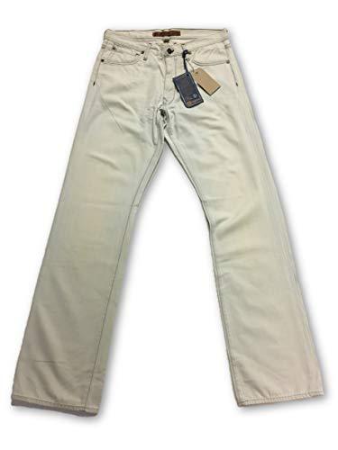 Agave Waterman Indigo Supima White Jeans Size W32 Denim