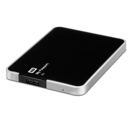 WD My Passport Air 1 TB For Mac: Portable, USB 3.0, Ultra