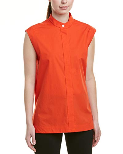 Escada Womens Top, 38, Orange - Escada Top Shirt
