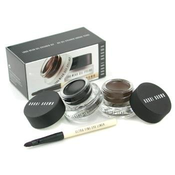 Amazon.com : Bobbi Brown Long Wear Gel Eyeliner Duo: 2x Gel ...