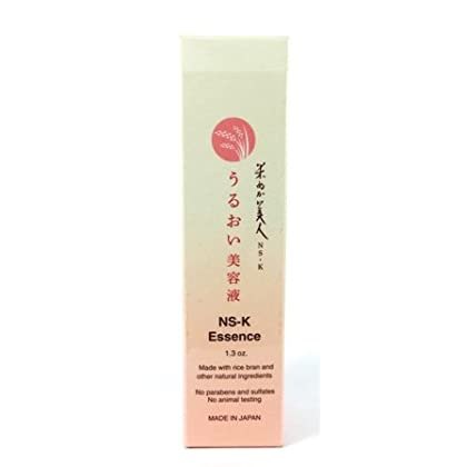 ns-k komenuka bijin essence - 40ml (1.3 oz.) Beauty Without Cruelty - Eye Make-Up Remover Extra Gentle - 4 oz. (pack of 12)