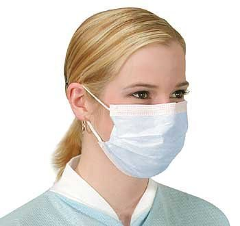 Fat-catz Anti With Masks Flu X Virus By 12 Surgical Face Earloops