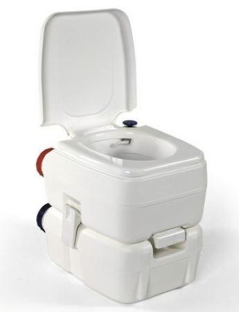 Fiamma, WC chimique Bi-Pot 39 pour camping-car, caravane, 01355– 01