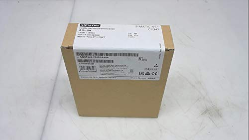 6gk7 343 1ex30 0xe0 simatic net cp industrial ethernet cp 343 1.