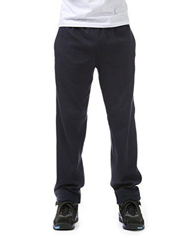 Pro Club Men's Comfort Fleece Pant, X-Large, Navy