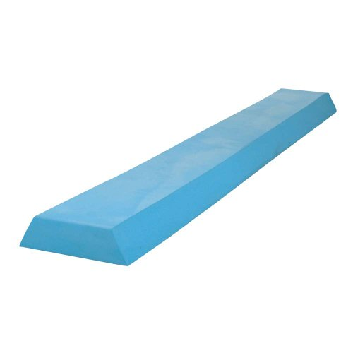 Airex Balance Beam, Soft Foam 2-In-1 Balance Beam, 69 x 9 x 2.5 Inches, Blue (81010) by Airex