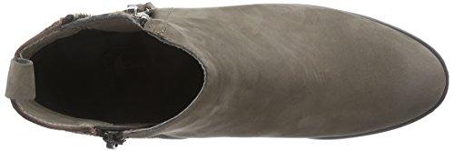 Giudecca Jy1535-1, Women's Cold Lined Classic Boots Short Length Gray - Grau (Gray /D Coffee)