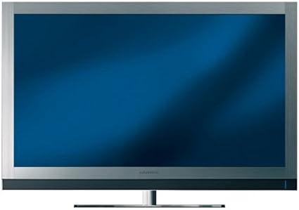Grundig Fine Arts 32S - Televisor de alta definición (LCD, 81 cm (32 pulgadas), full HD, DVB-T/C/S2), color plateado: Amazon.es: Electrónica
