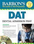 img - for Barron's DAT: Dental Admissions Test (Barron's How to Prepare for the Dental Admissions Test (Dat)) [Paperback] book / textbook / text book