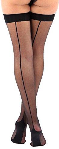 Collant donna krautwear 696 krautwear Collant schwarz vwYPqSwE