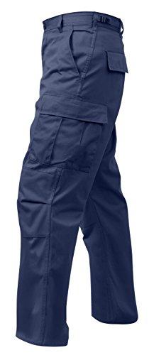 Rothco BDU Pant Navy Blue P/C, M Size - Navy Bdu Pants