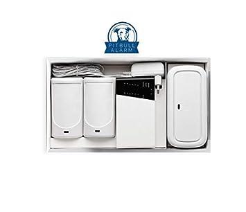 ELDES Alarma Inalambrica gsm con Accesorios Pitbull Standard ...
