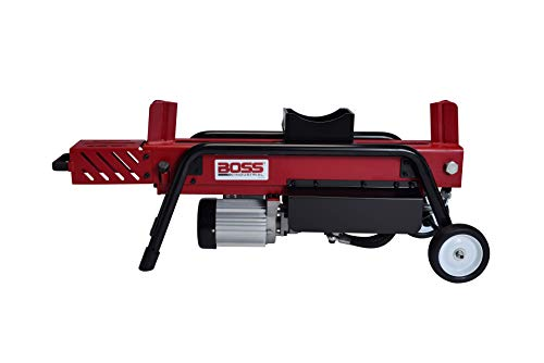 - Boss Industrial ED8T20 Electric Log Splitter, 8-Ton