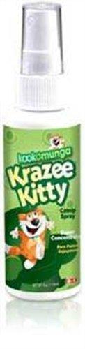 8 in 1 Kookamunga Natural Catnip Extract Spray (4 oz.)