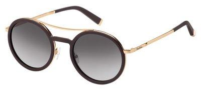 max-mara-oblo-s-0v24-burgundy-gold-eu-gray-gradient-lens-sunglasses