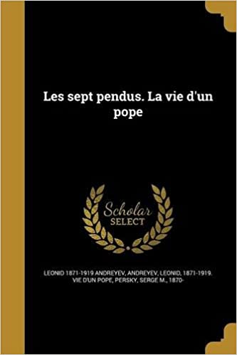 Les Sept Pendus (French Edition)