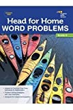 Head For Home: Word Problems Workbook Grade 6