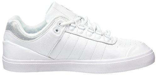 Zapatillas De Deporte K-swiss Para Mujer Gstaad Neu Sleek Fashion Blanco Iridiscente