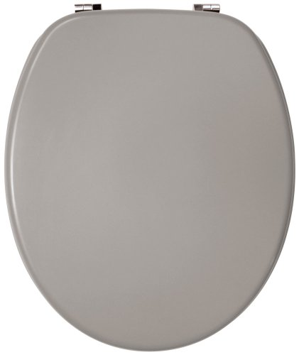 Gelco Design 704886 Abattant WC Satin Taupe Finition Mat