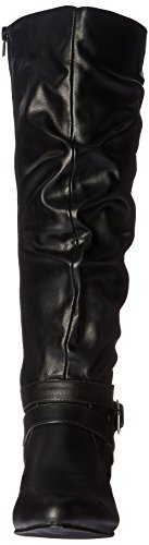 Boot Black Lara Fergalicious Women's Slouch 8wOxzq8Yt