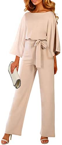 Happy Sailed Casual Sleeve Jumpsuits