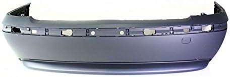 Primed For 745Li 02-05 Front Bumper Cover Plastic