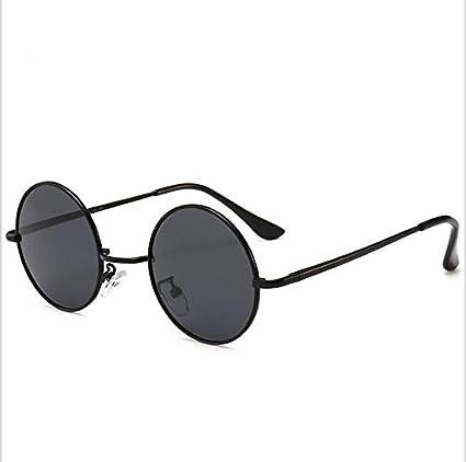 YID Sport Sunglasses Nuevas Gafas de Sol polarizadas Moda Marco pequeño y  Redondo Hombres y Mujeres e6666e696933