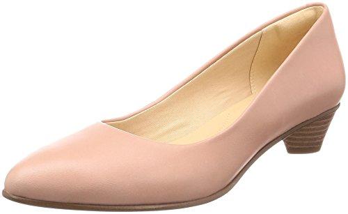 Clark Mena Zapatos De Las Mujeres De La Corte Flor Rosa Explorar Footlocker Pictures Precio Barato vhfLIS