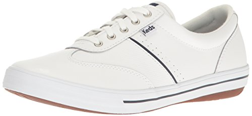 Keds Women's Craze Ii Leather Fashion Sneaker White 8 M US
