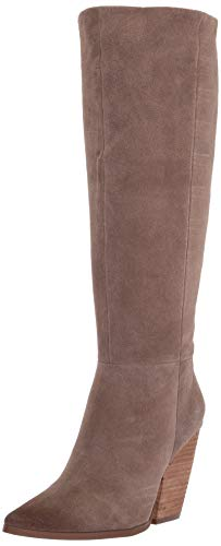 Charles by Charles David Women's Nyles Fashion Boot, Dark Taupe, 10 M US
