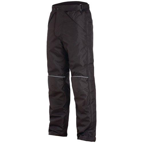 BILT Storm Waterproof Motorcycle Overpants - 30, Black