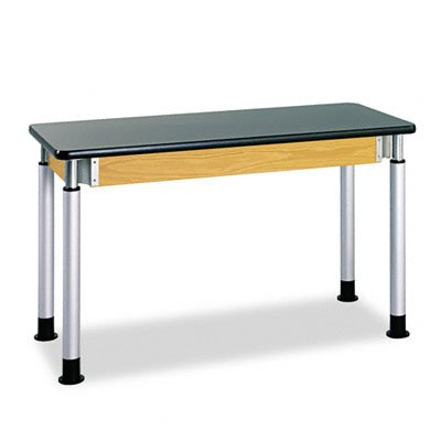 Laminate Top Lab Table - 9