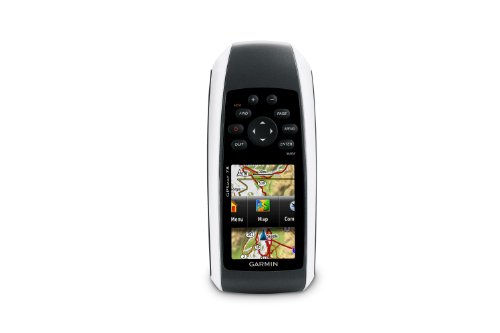 Garmin GPSMAP 78 with Built-In Worldwide Basemap, White/Black