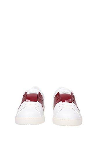 Sneakers Valentino Garavani Herre - Leder (0s0830tcq) Eu Rød qo4FqUB6LJ