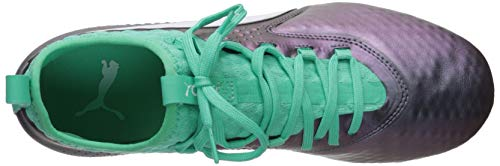 Shift B Color Green White puma puma biscay Puma Sneaker Uomo PFnFtf