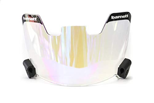 Barnett Football Eyeshield Visor, revo Blue,
