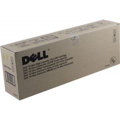 – 5110CN High Yield Yellow Toner (OEM# 310-7895) (12,000 Yield) –
