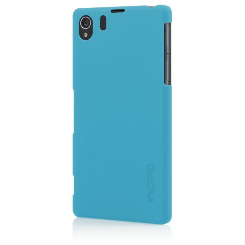 IncipioFeather Case for Sony Xperia Z1-Carrying Case-Retail Packaging-Cyan Blue