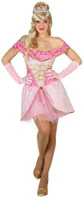 Atosa – 22879 – Disfraz – Disfraz Princesa – Adulto – Tamaño 1 ...