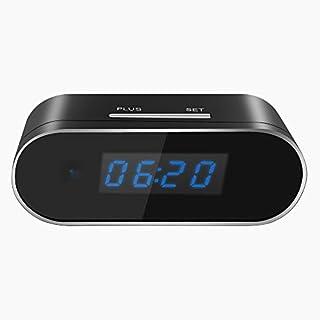 Hidden Clock WiFi Camera,Night verson,Full HD 1080P Wireless Camera with Motion Detection