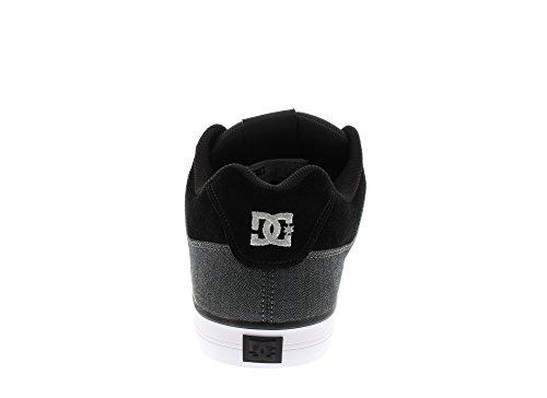 Zapatos Dc Pure - Special Edition Negro-Gris (Eu 47 / Us 13 , Negro)