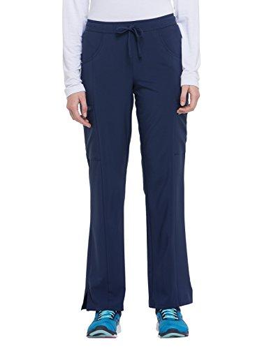 Women's EDS Essentials Mid Rise Straight Leg Drawstring Scrub Pants ()