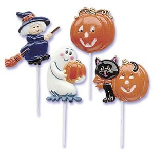 Halloween Cupcake Picks 12 Pack by Fun To Collect -