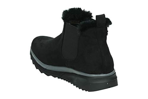 XTI Schwarz Damen Stiefel 48558 Kurzschaft wHSU1qX