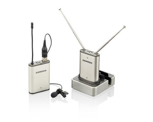 Samson Airline Micro Camera Wireless Microphone (Channel N1) ()