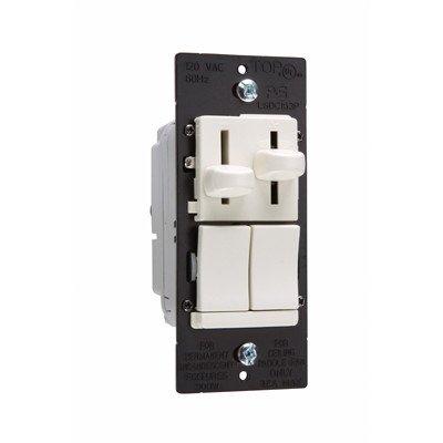 led light dimmer for receptacle - 2